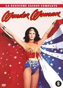 Wonder Woman : L'intégrale Saison 2 - Coffret 4 DVD [Import belge]