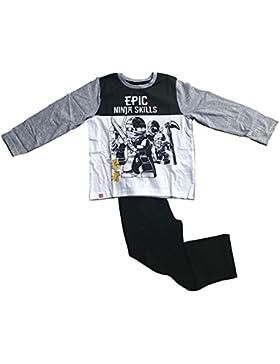 lego ninjago - Pijama Dos Piezas - para Niño