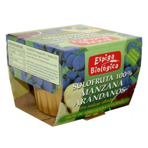 Espiga Biológica Apple Cranberry Composta 2X10