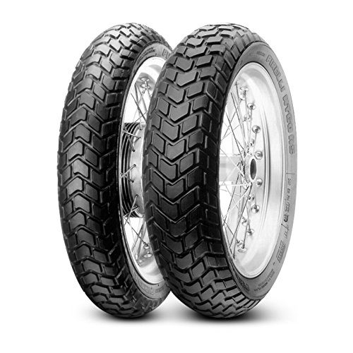 Coppia gomme pneumatici Pirelli MT 60 RS 110/80 R 18 58H 180/55 R 17 73H