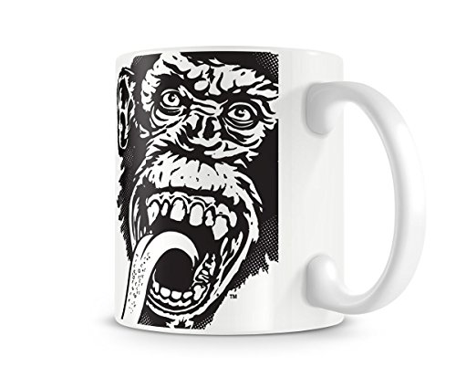 Preisvergleich Produktbild Gas Monkey Garage Kaffeebecher White