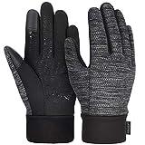 VBIGER Kinder Winterhandschuhe Kinder Vollfingerhandschuhe Touchscreen Handschuhe für Kinder