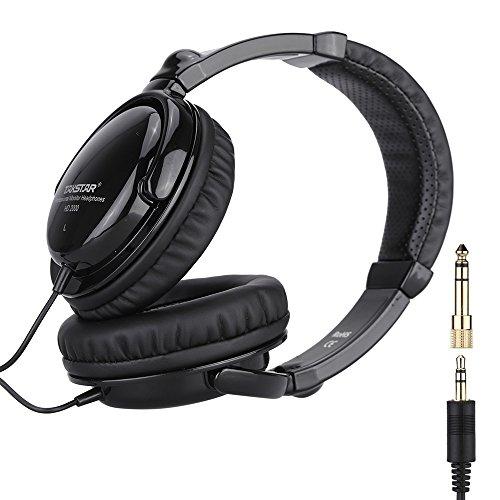 Andoer Takstar Hd 2000Wired Headset Stereo Cuffie Dinamiche Monitor per chitarra pc computer cd lettore Walkman MP3MP4auricolari