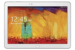 "Samsung Galaxy Note 10.1 Edition 2014 - SM-P600 - Tablette Tactile 10,1"" Quad Core 1,9 GHz 16 Go Wi-Fi Blanc"