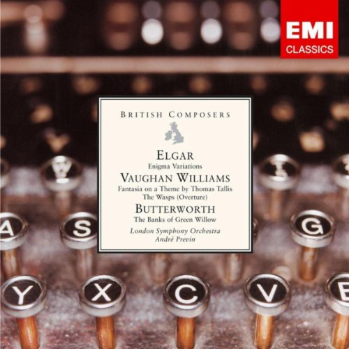 Variations on an Original Theme, Op.36 'Enigma' (2007 Remastered Version): X. Intermezzo: Dorabella (Dora Penny) (Allegretto)