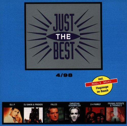 Media (Sony Music) Just The Best 1998 Vol. 4