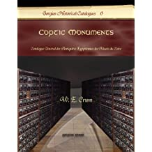 Coptic Monuments: Catalogue General Des Antiquites Egyptiennes Du Musee Du Caire (Gorgias Historical Catalogues)