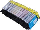 12 Multipack XL Brother LC-1100 , LC-980 , LC-985 Patronen Kompatible. 3 schwarz, 3 cyan, 3 magenta, 3 gelb für Brother DCP-145C, DCP-163C, DCP-165C, DCP-167C, DCP-185C, DCP-195C, DCP-197C, DCP-365CN, DCP-373CW, DCP-375CW, DCP-377CW, DCP-383C, DCP-385C, DCP-387C, DCP-395CN, DCP-585CW, DCP-6690CW, DCP-J125, DCP-J140W, DCP-J315W, DCP-J515W, DCP-J715W, MFC-250C, MFC-255CW, MFC-257CW, MFC-290C, MFC-295CN, MFC-297C, MFC-490CW, MFC-5490CN, MFC-5890CN, MFC-5895CW, MFC-6490CW, MFC-6890CDW, MFC-790CW, M