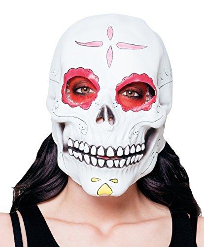 Preisvergleich Produktbild Boland 97544 - Latex Maske Señora Calavera,  Sonstige Spielwaren