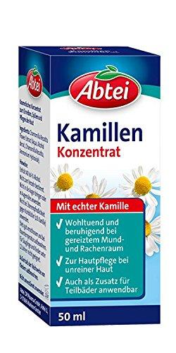 Abtei Kamillen Konzentrat, 50 ml