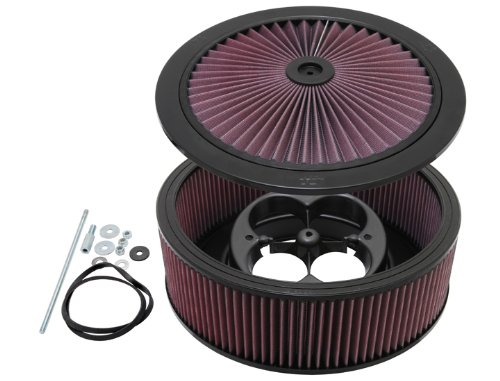 K & N 66–3220X-Stream Top Assembly X-Stream Flow Control David Holley Dominator (Universal Air Filter) (Control Assembly Flow)