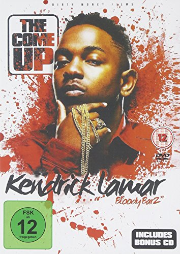 Kendrick Lamar -Bloody Barz: The Come Up (Dvd+cd) Test