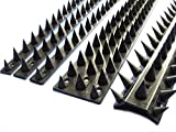 Fence Wall Spikes: Pack of 10 (4.5M to 13.5M) – BLACK