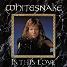 Is This Love? (CD Single)