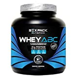 Six Pack Nutrition Whey ABC - 2 kg (Rich Chocolate Toffee)