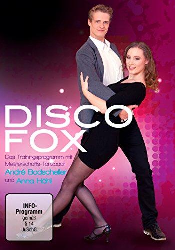 DISCOFOX - Das Trainingsprogramm mit Meisterschafts-Tanzpaar André Bodscheller und Anna Höhl - Disco-dancing Dvd