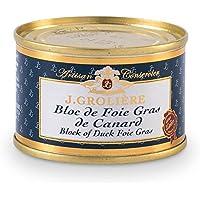 Bloc de Foie Gras de Canard 65g, label Canards à Foie Gras du Sud-Ouest, qualité Artisanale