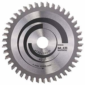 Lame de scie circulaire 140x20, 42 dents Bosch