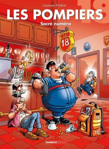 Les pompiers - Tome 18 par Christophe Cazenove