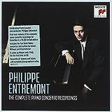 Philippe Entremont - The Complete Piano Concerto Recordings (Coffret 19 CD)