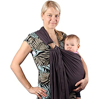 9d541b9f495 Neotech Care Baby Sling Carrier - Cotton - with Rings Adjustment - for  Infant