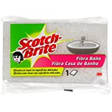 Scotch-Brite 319y13–Fibre grattante Pad pour nettoyage de salle de bain