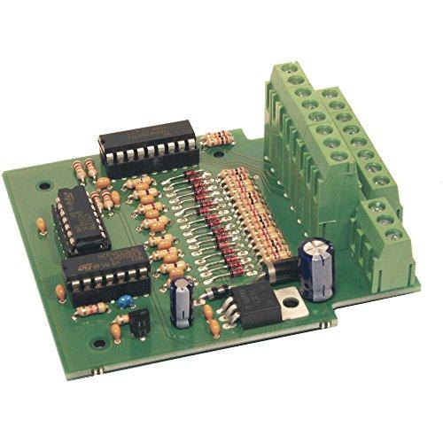 TAMS Elektronik 52-02045-01-C WRM-4 Weichenrückmelder Bausatz, ohne Kabel, ohne Stecker