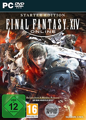 game time card Final Fantasy XIV Starter Edition [PC]