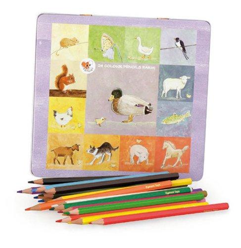 Egmont Toys - Lápices de Colores (630002)