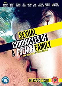 Sexual Chronicles of a French Family [DVD] [2012]