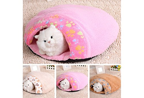 super-soft-pet-sleeping-bag-cute-warm-comfortable-dogs-cats-bed-house-color-pinksize-m