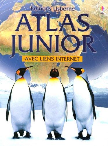 Atlas junior par Elizabeth Dalby