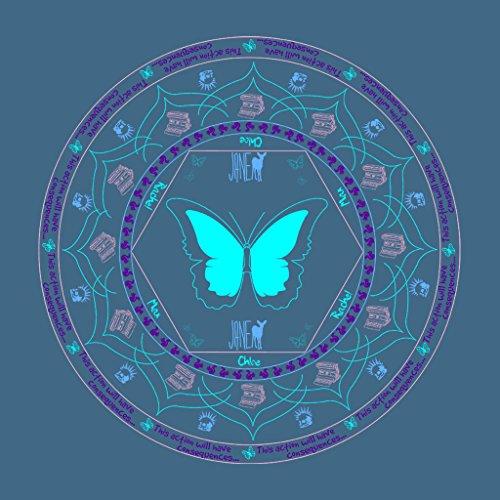 Life Is Strange Mandala Women's Sweatshirt Indigo Blue
