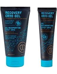 Sidas Recovery Cryo Gel - Gel Récupération effet Cryo 75ml + 15ml