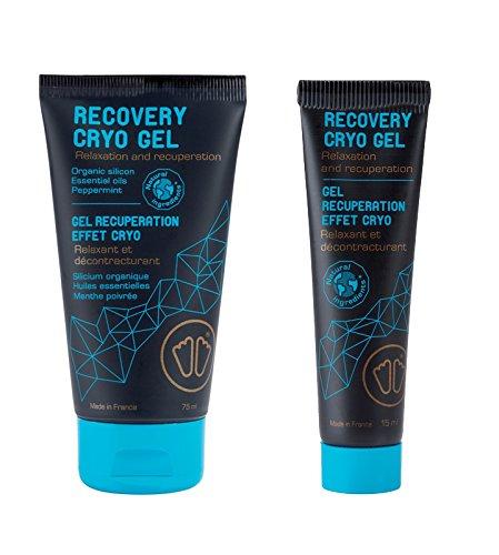 Sidas Recovery Cryo Gel-Gel Recovery Effekt Cryo 75ml + 15ml - Wiederherstellung Gel