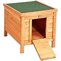 Vivapet gatto/cagnolino/coniglio/porcellino in legno nascondere House–50x 42x 43cm