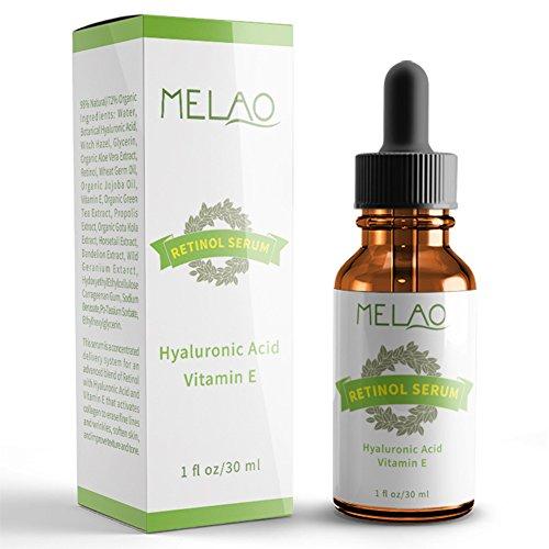 Bulary Retinol Retinol Serum von MELAO feuchtigkeitsspendend nährendes Vitamin A Serum -