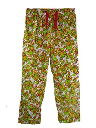 Ninja Turtles Pizza pyjama hose