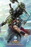 Close Up Marvel Thor Ragnarok Thor and Hulk Poster (61cm x 91,5cm) + Ü-Poster