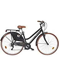 "Girardengo - Bicicleta 28""Retro Mujer 6 Velocidades"
