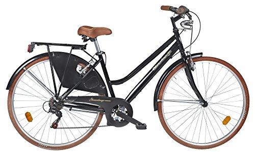 Girardengo – Bicicleta 28″Retro Mujer 6 Velocidades