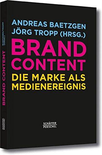 Brand Content: Die Marke als Medienereignis
