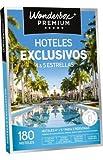 WONDERBOX Caja Regalo -HOTELES EXCLUSIVOS- 180 hoteles exclusivos de 4* y 5* para Dos Personas