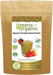 Greens Organic Organic Pumpkin Seed Protein Powder 250 g