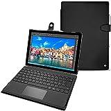 Lederschutzhülle Microsoft Surface Pro 4 - Perpétuelle - Noir