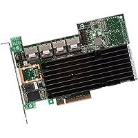 LSI 16-Port Int., 6Gb/s SAS+SATA, PCIe 2.0, SGL, LSI00208 (SAS+SATA,