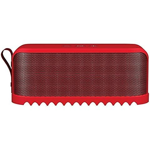 Jabra Solemate Altoparlante Wireless Bluetooth, Rosso