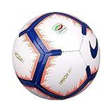 Nike Serie A Pitch Football 2018 2019 Italia Lega Italia Calcio Bianco Taglia 5 Adulti