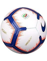 Nike Serie A Pitch Football 2018 2019 Italia League Italia Calcio Bianco Taglia 3, 2-8 Anni