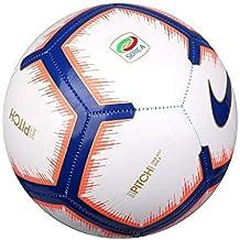 927bc02efa6a6 Nike Serie A Pitch 2018 2019 - Balón de fútbol Italiano (Talla 4